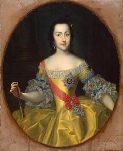 Portrait of Grand Duchess Catherine Alexeyevna