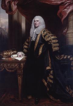 Portrait of Henry Addington, 1st Viscount Sidmouth,