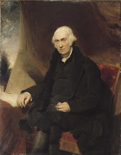 Portrait of James Watt (1736-1819)