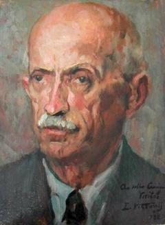 Portrait of José Vieitas