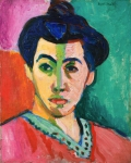 Portrait of Madame Matisse