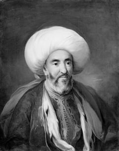 Portrait of Mahmud Agas, Ambassador of Tripolis