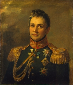Portrait of Mikhail S. Vorontsov (1782-1856)