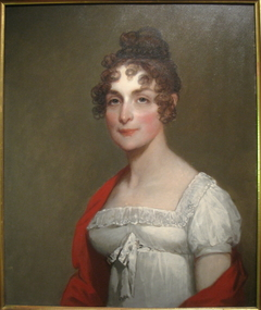 Portrait of Mrs. Francis Welch (Margaret Crease Stackpole)