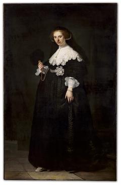 Portrait of Oopjen Coppit