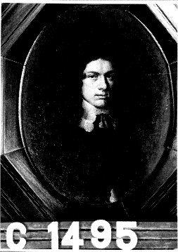 Portrait of Otto Viglius (1627-1695)