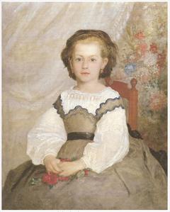 Portrait of Romaine Lacaux