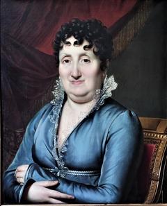 Portrait of Sophie Meyer