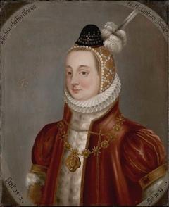 Portrait of Sophie of Mecklenburg-Güstrow