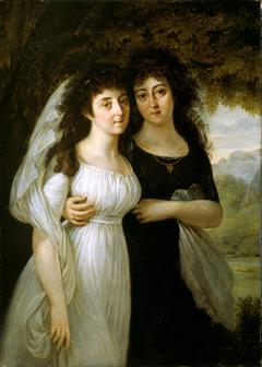 Portrait of the Maistre Sisters