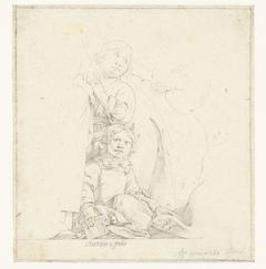 Portret van de zoon van Jan de Bray