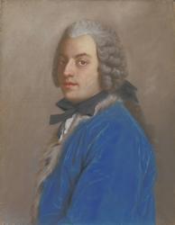 Portret van Graaf Francesco Algarotti