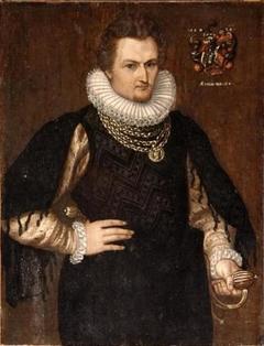Portret van Keimpe van Donia