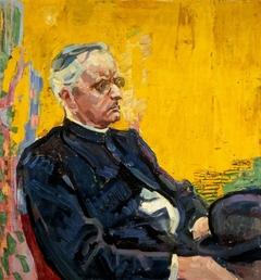 Portret van prof. dr. J.H. Schrörs