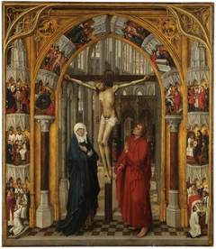 Redemption Triptych: The Crucifixion