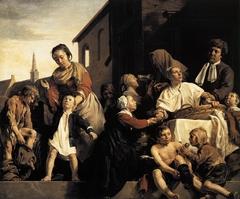Regentesses of the Children's Orphanage in Haarlem
