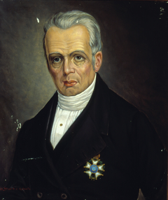 Retrato de José Feliciano Fernandes Pinheiro (Visconde de São Leopoldo)