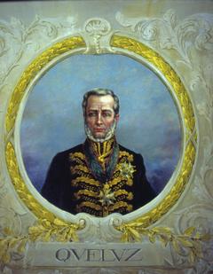 Retrato de José Severino M. da Costa (Marquês de Queluz)