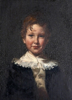 Richard James Hansard (b. 1821) as a Child