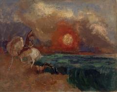 Saint George and the Dragon (Saint Georges et le dragon)