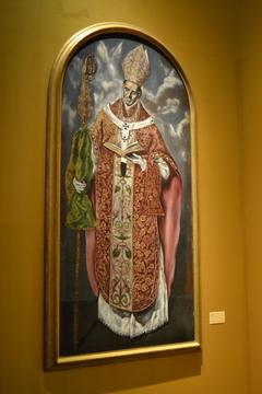 Saint Ildefonso