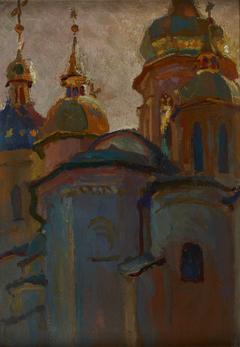 Saint Sophia's Orthodox Cathedral in Kyiv
