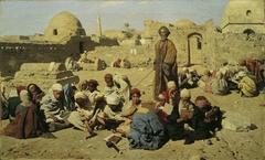Schule in Oberägypten