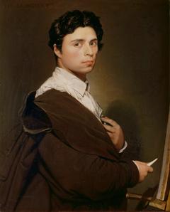 Self-portrait at twenty-four
