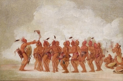 Slave Dance, Sac and Fox