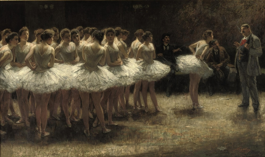 Strike of the Ballerinas
