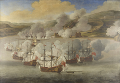 The Attack on Shipping in Bugia, 18 May 1671 (I)