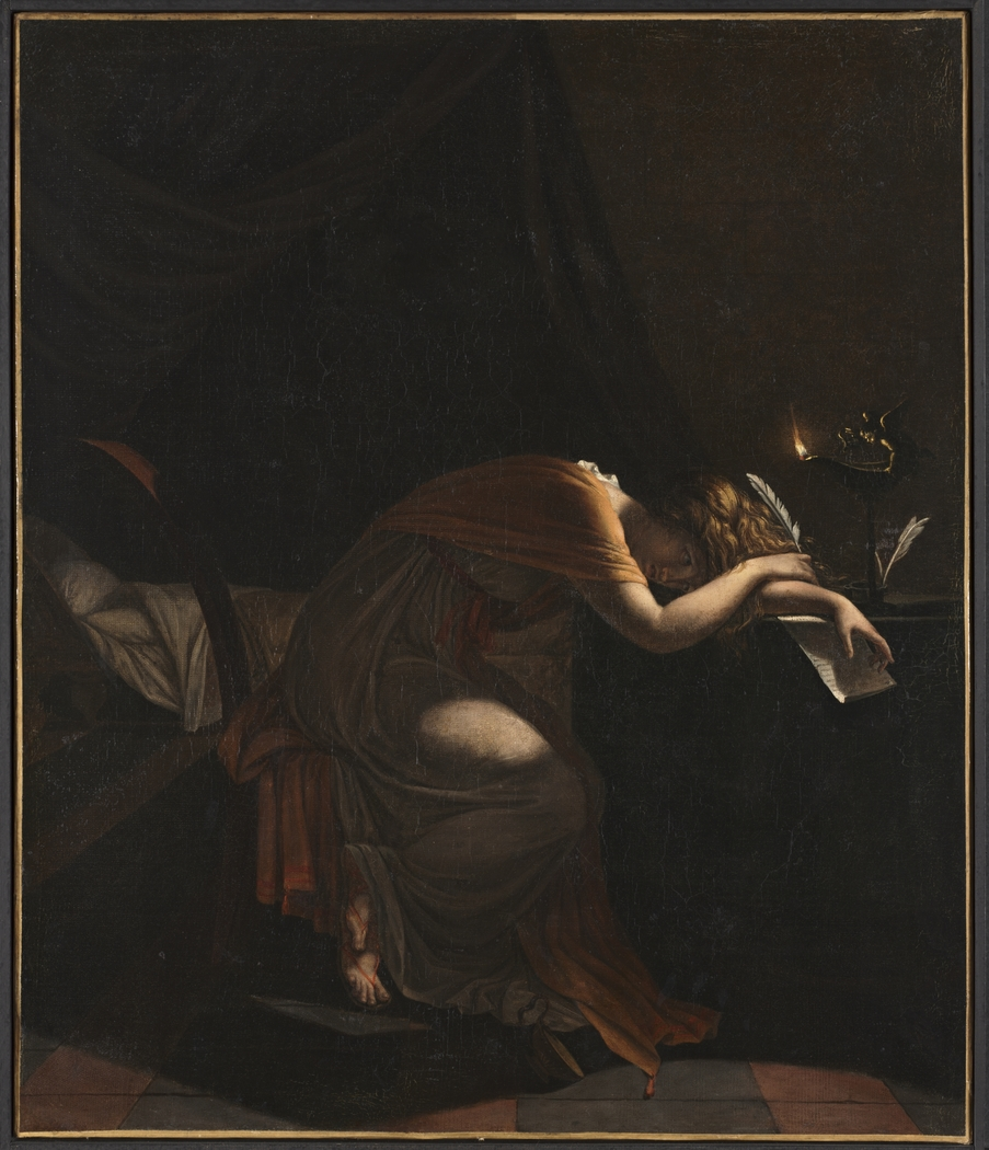 The Death of Sophonisba