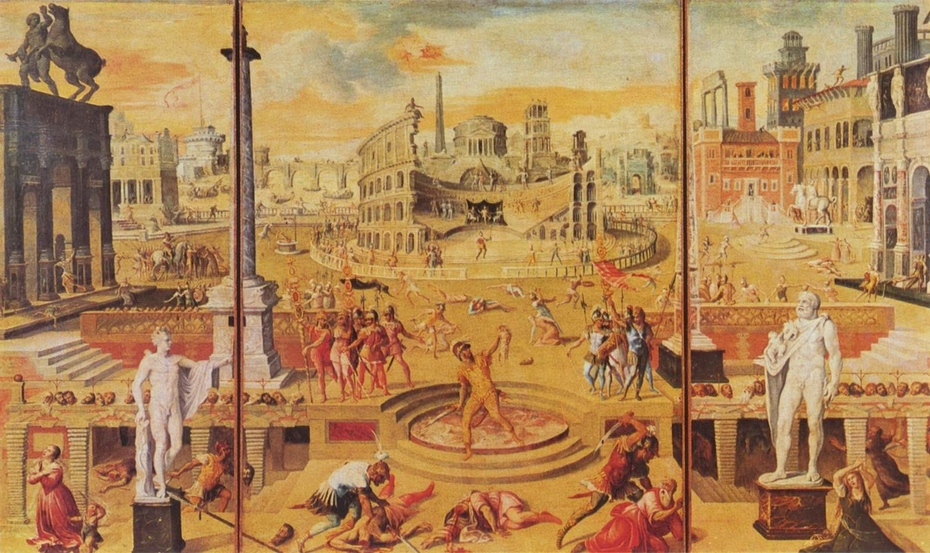 The Massacres of the Triumvirate