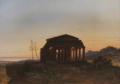 The Temple of Concordia by Girgenti