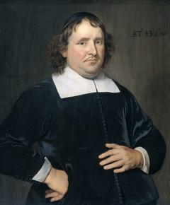 Thomas Pots (1618-1689). Minister at Vlissingen