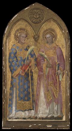Two DeaconSaint