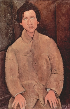 Portrait of Chaïm Soutine