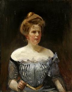 Portrait of Maria Vasilyevna, Baroness Stackelberg