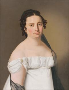 Portrait of Mrs. Gundelfingenová