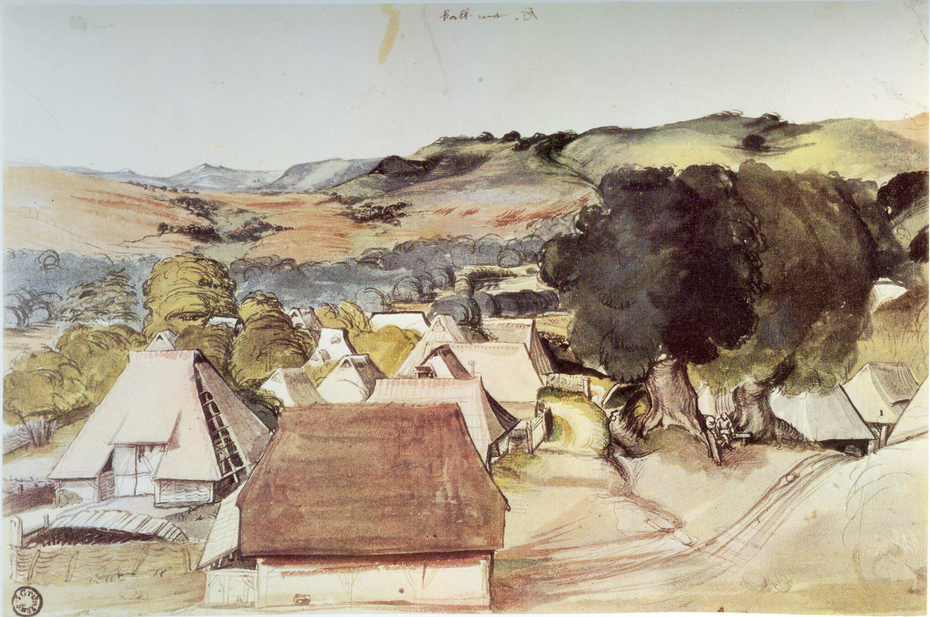 View of Kalchreuth