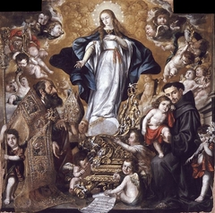 Virgin of the Silversmiths