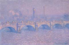Waterloo Bridge, Veiled Sun