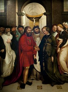 Wedding of Saint Alexis