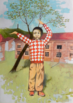 Xin as a child