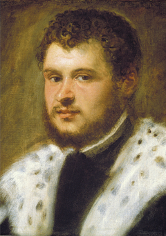 Young Man with a Beard