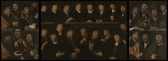 A Group of Guardsmen, 1529 (A Squad of the Amsterdam Arquebusiers Guild)