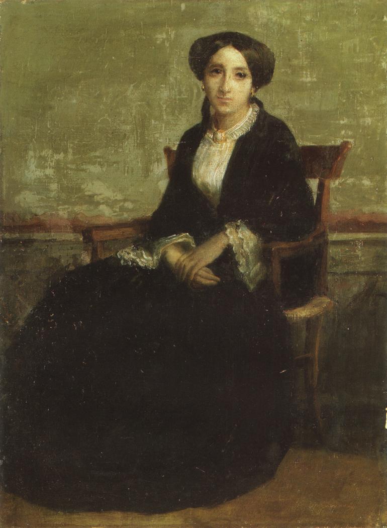 A Portrait of Geneviève Bouguereau
