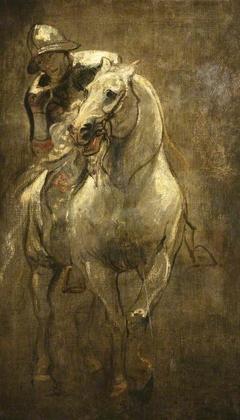 A Soldier on Horseback
