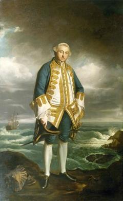 Admiral Edward Boscawen (1711-1761)