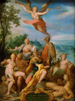 Allegory of Emperor Rudolf II